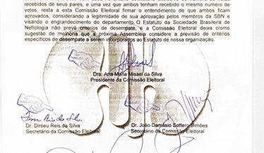 CONFIRA OS RESULTADOS DAS ELEIÇÕES DA SBN DIRETORIA, DEPARTAMENTOS E CONSELHO FISCAL BIÊNIO 2021-2022